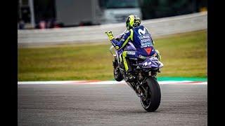 Valentino Rossi 2018 Alan Walker