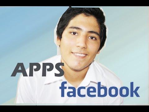 Como crear apps para Facebook 2015