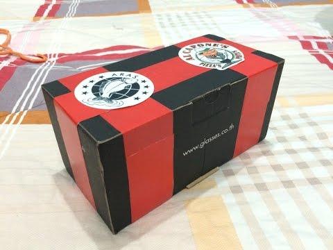 ทำกระปุกออมสินง่ายๆ ใช้เอง DIY MONEY BOX