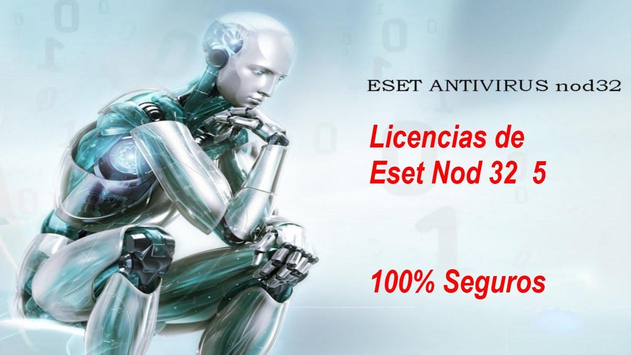 Seriales y licencias nod32 5 facebook html autos weblog