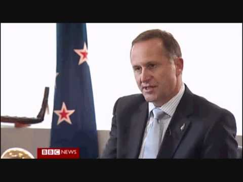 John Key on Hardtalk Part 1