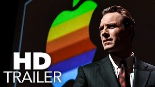 STEVE JOBS Trailer 2 Deutsch German (HD) - Michael Fassbender, Kate Winslet, Seth Rogen
