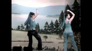 Crazy kiya re - Cikhla and Chayanika's Dance