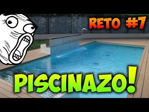 GTA 5 ONLINE | RETO #7 PISCINAZO! | GTA V 1.11 | BraxXter
