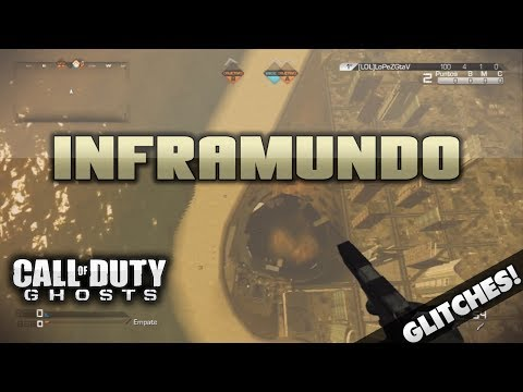 COD GHOSTS Inframundo en el Mapa Strikezone