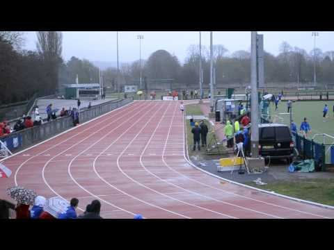 IUAA Track and Field Championships 2013: Men's 5000m Part 1