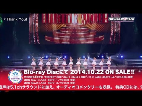 THE IDOLM@STER M@STERS OF IDOL WORLD!! 2014 スペシャルダイジェスト! Vol.03