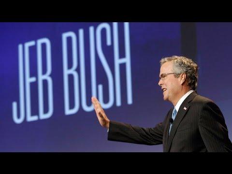 US election 2016: Jeb Bush in 60 seconds