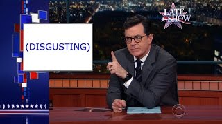 Pizzagate Is An Alt-Right Fever Dream by : The Late Show with Stephen Colbert
