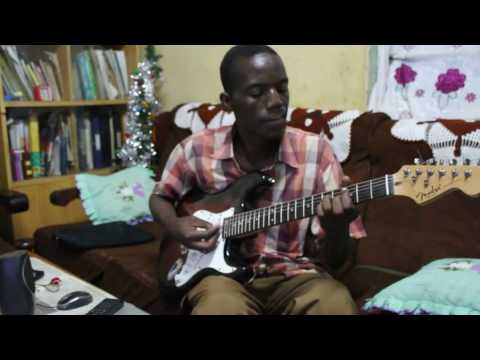 Practicing a Diblo Dibala's SADIA lead guitar thumbnail