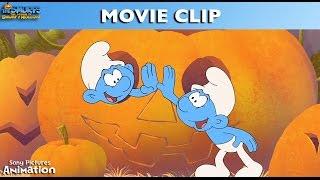 The Smurfs: The Legend of Smurfy Hollow Clip