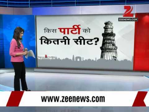 Special: Zee Media's biggest election survey on Delhi Assembly polls 2015- Part 3