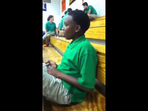 North Rowan middle school rap