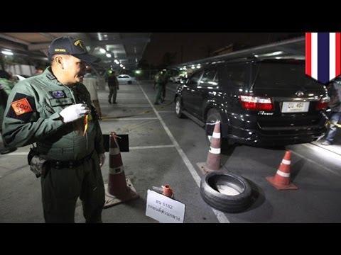 M79 grenade attacks at police club in Thailand
