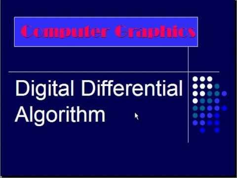 Bresenham's Line Drawing Algorithm in C and C++
