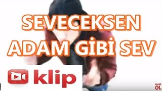 Mc TewFiK - Seveceksen Adam Gibi Sev - Video Klip 2012