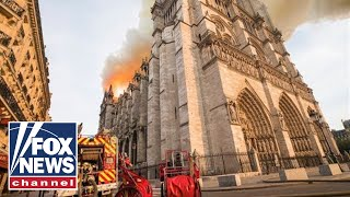 Macron vows to rebuild Notre Dame Cathedral within 5 years