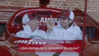 5 preguntas a Kimi Raikkonen y Antonio Giovinazzi | CAR AND DRIVER FÓRMULA 1