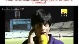 Shah Rukh Khan interview after KKR won Delhi Daredevils April 30 IPL4 2011
