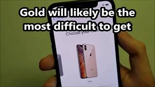 iPhone XS & XS Max Pre-Order Best Tips! (Update: Success!)