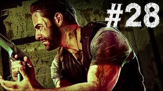 Max Payne 3 - Gameplay Walkthrough - Part 28 - FLOAT ON (Xbox 360/PS3/PC) [HD]