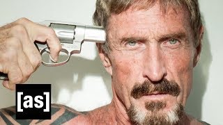 John McAfee | Soft Focus with Jena Friedman 2 | adult swim