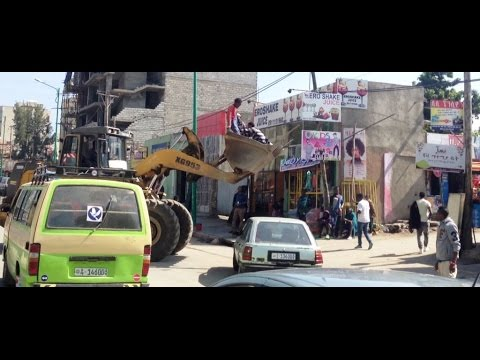 A compilation of short videos showing degree of lack of road safety in Addis Ababa city