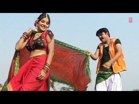 Gujarati Dance Video Song - Leje Rasiyan Chanduladi Mari Rangdar Chhe - Mena Gurjri video
