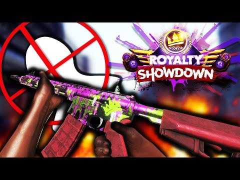 How to get a FREE 2018 Royalty Showdown AR15! New 2018 GOLD SHOWDOWN AR 15 (H1Z1 Royalty Showdown)