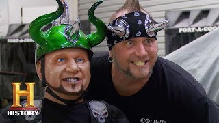 Counting Cars: Horny Mike's Mini-Me Trike | History
