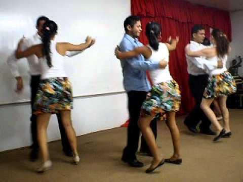 APRESENTAÇÃO DO GRUPO DANÇARTE - POLCA PARAGUAIA