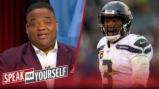 Whitlock & Wiley disagree on Seahawks being the best team in NFC | NFL | SPEAK FOR YOURSELF