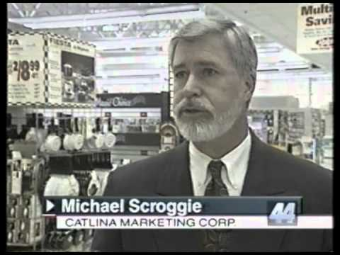 CBS 44 News - Computer Coupons, Supermarkets Online (1996)
