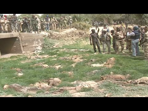 Boko Haram Abductions and Massacre in Damasak, Nigeria