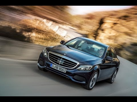 2015 Mercedes-Benz C-Class First Look -- Edmunds.com