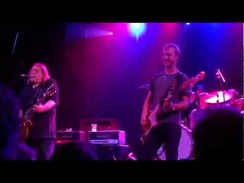 Gov't Mule - Kenny Wayne Shepherd - Paris - 09/07/2012