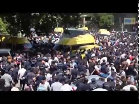 Georgian Orthodox Church - Patriarch Ilia II of Georgia - tried to kill gay people