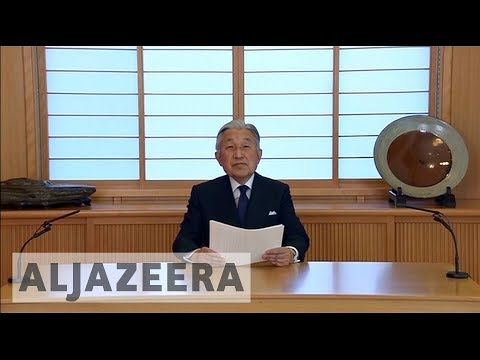 New law allows Japan's Emperor Akihito to abdicate