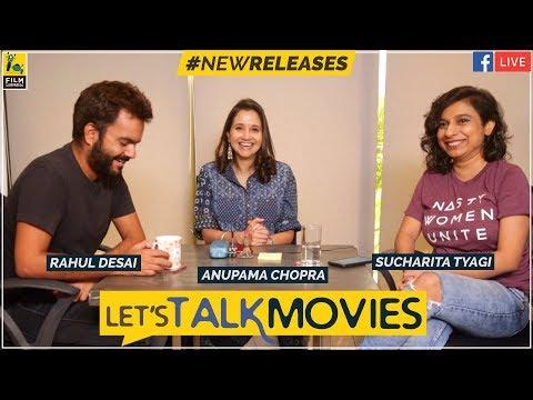 Let's Talk Movies   Race 3, Lust Stories   Anupama Chopra, Rahul Desai, Sucharita Tyagi
