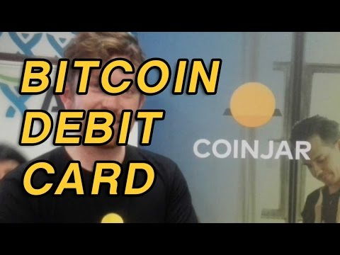 CoinJar Swipe - Australia's first EFTPOS debit card for Bitcoin