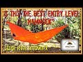Is this the best entry level hammock?  Cedar Ridge Outdoors Outlander