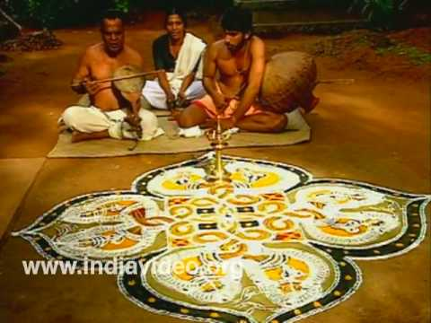 Folk Music Pulluvan Pattu Snake Gods video