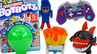 Transformers Botbots Series 2 New Tribes Rare Characters! Robots in Disguise Transforming Toys!