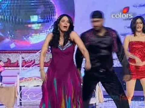 Harbhajan Singh Dancing - Chalo Ishq Ladaye