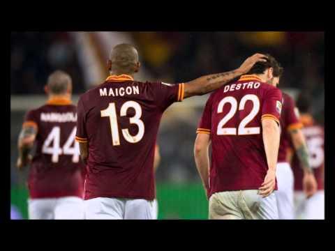 ROMA-TORINO 2-1 commento di CARLO ZAMPA (25 Marzo 2014) AUDIOGOL!