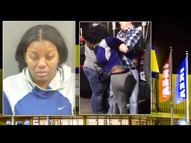 Woman Caught Leaving Ikea With Frying Pan Stuffed Down Her Leggings: Cops