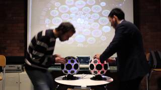 2X AlphaSphere jam Bertie Bass Hits vs Colombian Love monkey - electronic music instruments