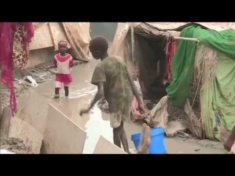 ARISE TV SUDAN FAMINE - LUCINDA BOWDEN