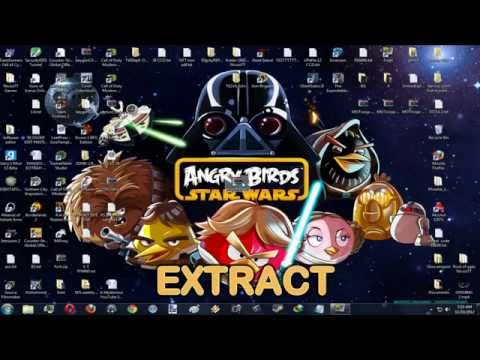 How To Install Angry Birds Star Wars-CRACKED + Serial Key [WORKING 100%]