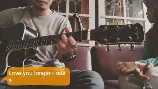 Download Lagu Love you longer - raisa cover by RM Gratis STAFABAND